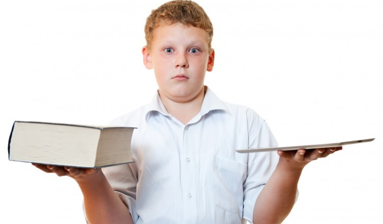 get boys reading in the digital age