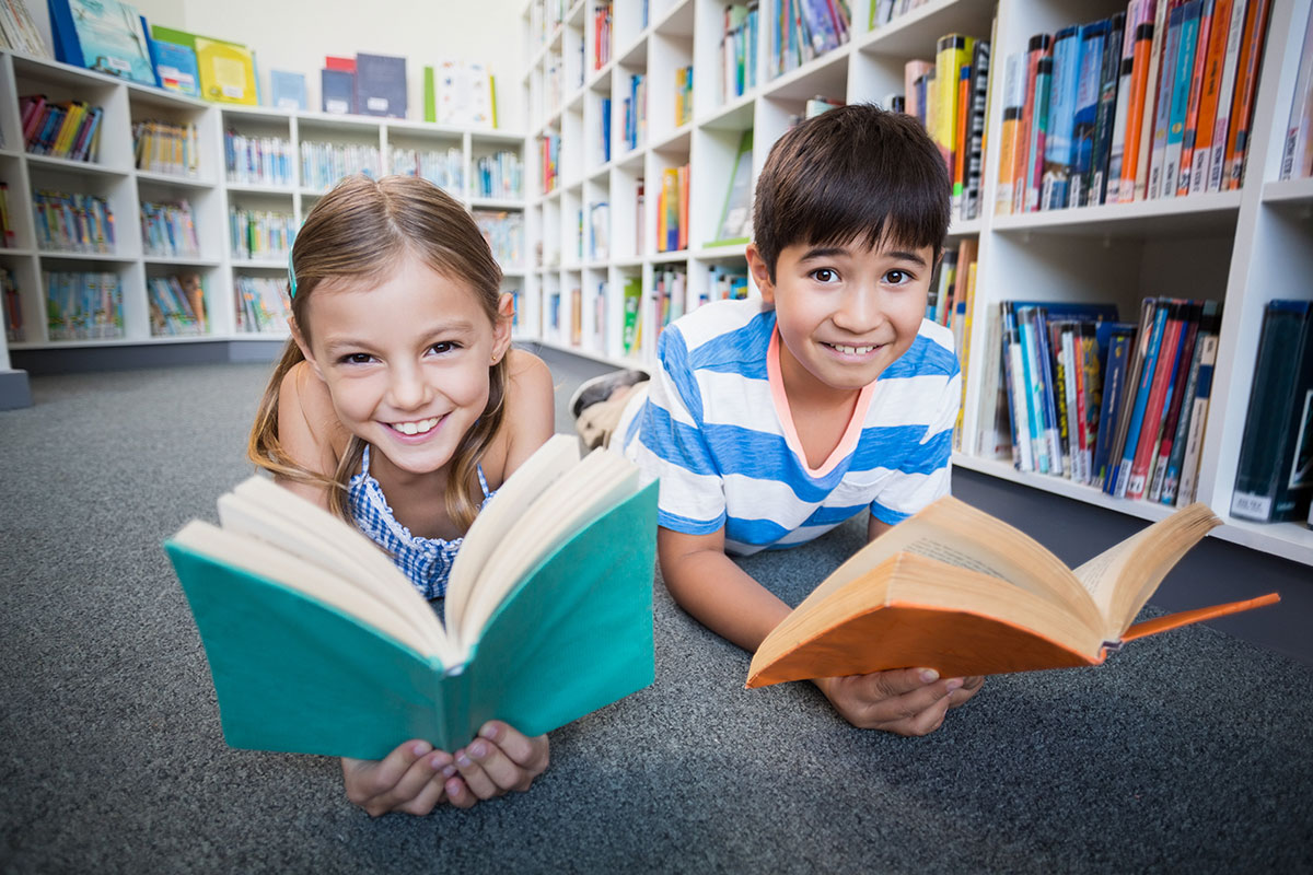 Which are the most popular books for kids and young adults?